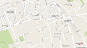 Solicitors in Central London - Clerkenwell